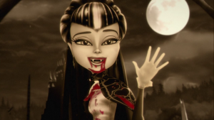 Monster High: Upiorki Rz±dz± / Monster High: Ghouls Rule (2012) PLDUB.720p.BRRip.XviD.AC3-ELiTE / Dubbing PL