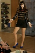 Zooey Deschanel - Leggy Promo for New Girl