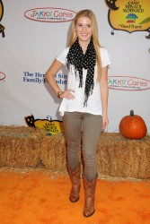 Caroline Sunshine -@ 20th Annual Camp Ronald McDonald Halloween Carnival in Universal City 10/21/2012 (8 HQ)