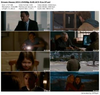 Dom sn�w / Dream House (2011) DVDRip.XviD.AC3-Evo.ST / Lektor PL + rmvb + x264