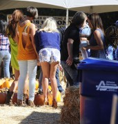 The Saturdays at a Pumpkin Patch in LA 24th October x19