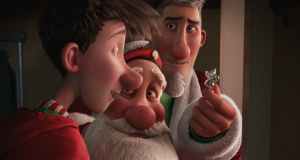 Artur ratuje Gwiazdkê / Arthur Christmas (2011) 480p.BDRip.XviD.AC3-ELiTE