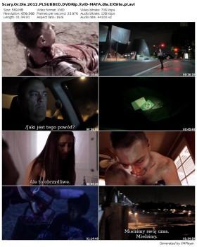 Scary or Die (2012) PLSUBBED.BRRip.XViD-MATA dla.EXSite.pl | Napisy PL + RMVB + x264