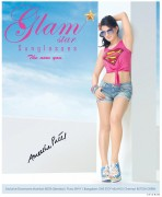 Sexy Ameesha Patel in Glamstar Sunglasses Ad