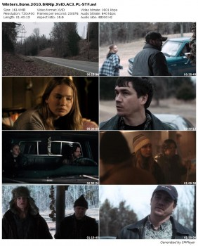Do Szpiku Ko¶ci / Winter`s Bone (2010) BRRip.XviD.AC3.PL-STF / Lektor PL + x264