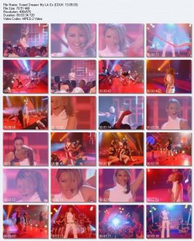 Rachel Stevens - Sweet Dreams My LA Ex CDUK 13-09-03 Live