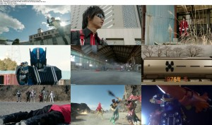 Download Kamen Rider X Super Sentai: Super Hero Taisen (2012) DVDRip 400MB Ganool