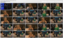 Jennifer Aniston @ Chelsea Lately 2012-10-15