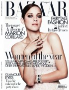Marion Cotillard - Harper's Bazaar UK - Dec 2012 (x9) + Video
