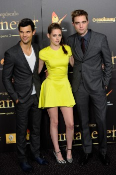 "Kristen Stewart - ""Breaking Dawn Part 2"" Premiere -  Madrid, Spain - November 15, 2012"
