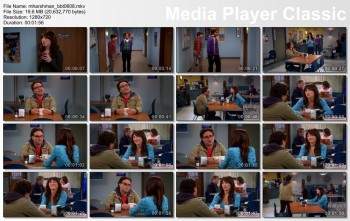 Margo Harshman | Big Bang Theory s06e08 | HD 720p