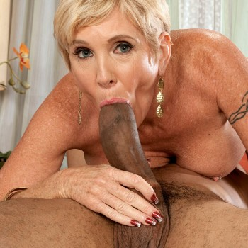 Mom son creampie inside