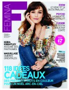 Keira Knightley - Femina France - 25 Nov 2012 (x4)