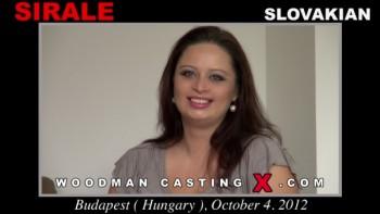 Sirale Woodman Casting X