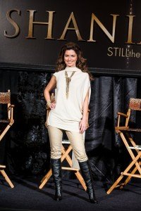 Shania Twain @ Still The One' Residency show press conference, 30.11.12 - 9HQ