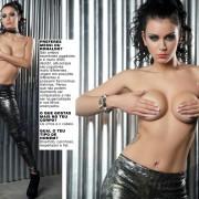 Gatas QB - Pilar Prieto Hot Magazine Dezembro 2012