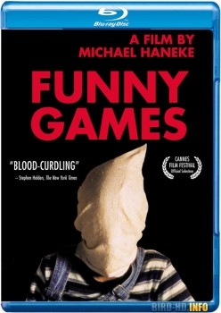 Funny Games 1997 m720p BluRay x264-BiRD