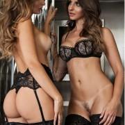 Débora e Denise Tubino Playboy Brasil Dezembro 2012
