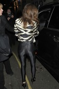 Anna Friel - leaving Vaudeville Theatre in London 12/05/12