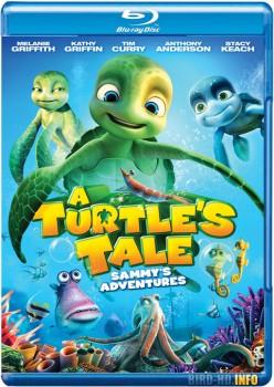 A Turtle's Tale: Sammy's Adventures 2010 m720p BluRay x264-BiRD