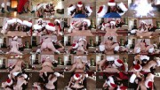 Dillon Harper, Staci Silverstone, Alice March - A Brazzers Christmas Party (2012/HD/720p)