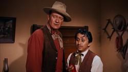 Rio Bravo (1959) 1080p.Blu-ray.Custom.VC-1.DD1.0-NoGrp / Lektor i Napisy PL