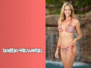 Denise Richards : Hot Bikini Wallpapers x 3
