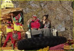 Zendaya Coleman - 124th Tournament of Roses Parade in Pasadena 1/1/13