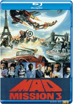 Aces Go Places III: Our Man from Bond Street 1984 m720p BluRay x264-BiRD