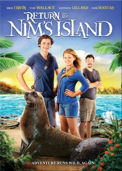 ����������� �� ������ ��� / Return to Nim's Island (2013)
