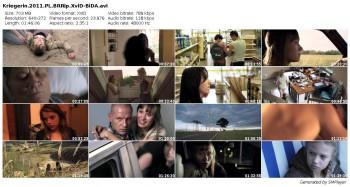 Combat girls. Krew i honor / Kriegerin (2011)