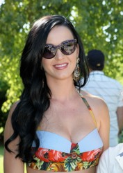 Katy Perry | LACOSTE L!VE Desert Pool Party In Celebration Of Coachella | 4/13/13
