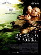 "Madeline Zima-sexy lesbian scenes in ""Breaking The Girls"""
