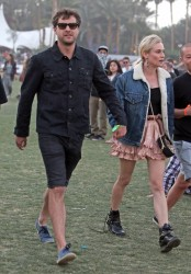 Diane Kruger - Coachella Valley Music &amp;amp; Arts Festival in Indio 4/14/13