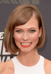 Karlie Kloss - 2013 MTV Movie Awards in Culver City 4/14/13