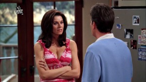 Chelsea two and a half men hot