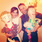 Emma Watson With a Pi&ntilde;ata
