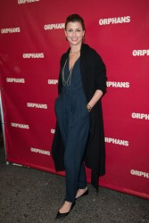 Bridget Moynahan - 'Orphans' Broadway opening night in NY 4/18/13