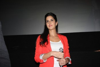Katrina Kaif 'Cute' @ Special Screening of movie 'Main Krishna Hoon'