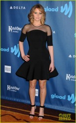 Jennifer Lawrence - 24th Annual GLAAD Media Awards 4/20/13