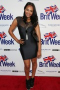 Samantha Mumba - BritWeek Festival in Los Angeles
