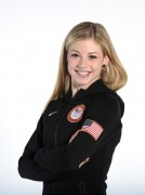 Figure Skating: GRACIE GOLD (USA) Olympic 2014 Media Summit Shoot [18 MQ]
