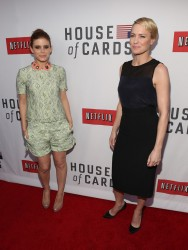 Kate Mara - 'House of Cards' For Your Consideration Q&amp;amp;A in North Hollywood 4/25/13