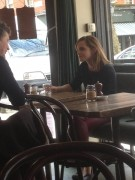Emma Watson spotted in London April 26th