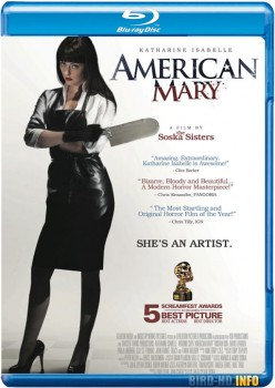 American Mary 2012 m720p BluRay x264-BiRD