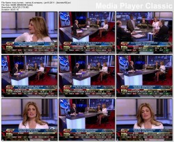 TRACY BYRNES legs - fbn - january 10, 2011 - *legs*
