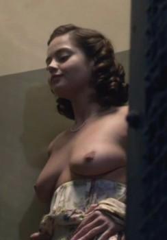 jenna coleman topless