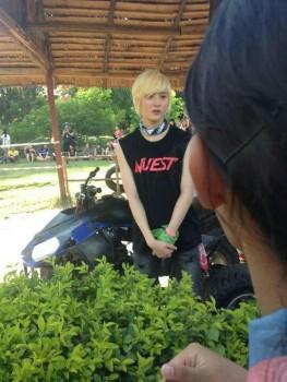 [PICS] 130427 NU'EST - Camping na Tailândia Cee456252006076