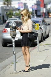 Kristin Cavallari - Out and about in West Hollywood 5/3/13