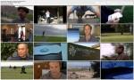 Magia golfa - historia Jona Fitzgeralda / The Back Nine (2009) PL.DVBRip.XviD / Lektor PL